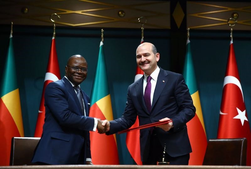 President of Benin Patrice Talon Visited Turkey