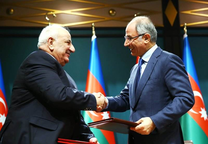 Fifth Meeting of Turkey-Azerbaijan  High Level Strategic Cooperation Council